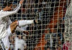 Ronaldodan şok tepki