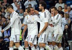 Real Madrid  Almeriayı 3-0 yendi takibi sürdürdü