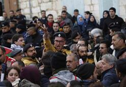 Beytullahimde Patrik Theophilos protestosu