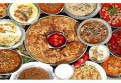 Türk mutfağında bölgelere göre hangi yemekler ünlü