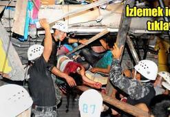 7,8lik deprem ülkeyi yıktı Ölü sayısı 233...