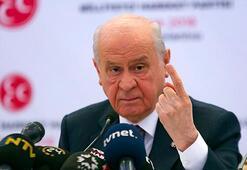 Son Dakika: MHPden gündemi değiştiren karar Bahçeli açıkladı...
