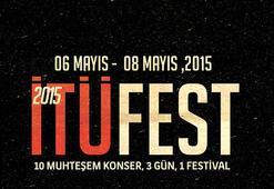İTÜ FEST, 6-8 Mayıs'ta