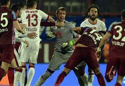 PFDKdan Trabzona tribün kapatma, Galatasaraya para cezası