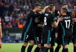 Bayern Münih - Real Madrid: 1-2 (İşte maçın özeti)