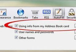Safari kullanıcı dikkat