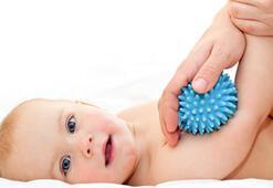 Masaj, bebeklerde her derde deva