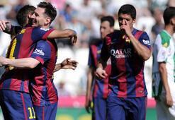 Cordoba - Barcelona: 0-8