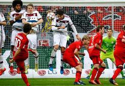 Bayer Leverkusen - Bayern Münih: 2-0