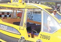 Çeşme'ye deniz taksi isteniyor