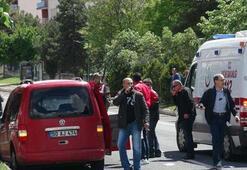 Nevşehirde kontrol noktasından polise ateş açıldı