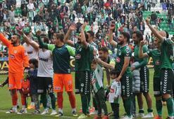 Torku Konyaspor'un yenilmezlik serisi sona erdi