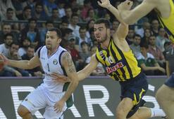 Darüşşafaka Doğuş - Fenerbahçe Ülker: 51-73