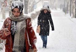 Son dakika... İstanbulda kar için saat verildi