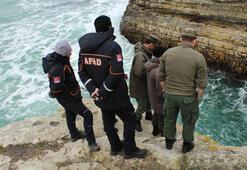 Son dakika... 17 yaşındaki kayıp kızın annesi denize atladı