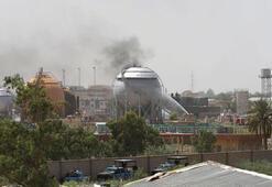 Tüpgaz tesisinde intihar saldırısı