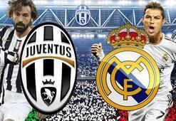 Juventus Real Madrid maç sonucu ve özeti