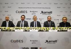 Cubes Ankara'nın otel bölümü için imzalar atıldı