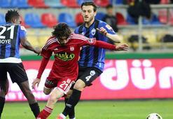 K.Erciyesspor - Medicana Sivasspor: 2-3