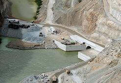 Yusufeli Barajındaki çalışmaların yüzde 55i tamamlandı