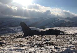 Son dakika: Ispartada askeri eğitim uçağı düştü: 3 şehit