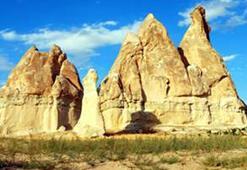 Bir peri masalı, Kapadokya