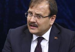 Başbakan Yardımcısı Hakan Çavuşoğlu Slovenyaya gitti