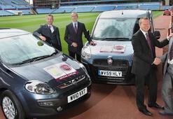 Fiat ve Aston Villa işbirliği
