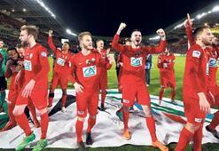 Mucizevi final: PSG-Les Herbiers