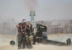Ordu Felluceye girdi, IŞİD 50 bin sivili canlı kalkan yaptı
