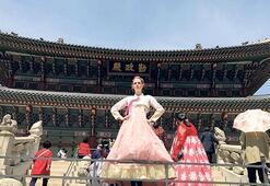 Kore'de 23 Nisan'ı kutladı