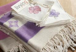 Livving ev tekstili ürünleri