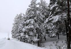 Sivasta 125 köy yolu ulaşıma kapandı