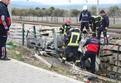 Manisada trafik kazası: 4 ölü, 2 yaralı