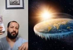 Dünya düzdür diyen adama NASAdan davet geldi