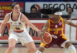 Kadın basketbolunda play-off heyecanı