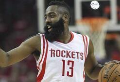 Houston Rocketsın Hardenı var