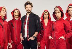 La Casa De Papel, yeni sezonda İstanbula geliyor