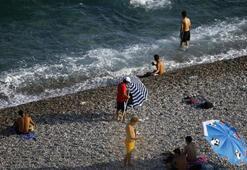 23 Nisan tatilinde Ege kıyıları tercih edildi