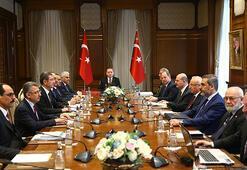 Kritik, Güvenlik Değerlendirme Toplantısı sona erdi