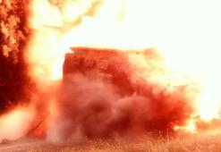 Savunmanın Hızırı patlatma testinden geçti