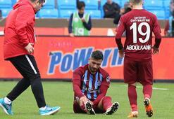 Trabzonsporda Kamil Ahmet ve Uğur Demiroktan kötü haber