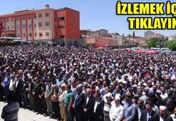 Şehit uzman çavuş Yüksel'i 5 bin kişi uğurladı