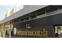 Türkiye büyükelçisini Ankara'ya çağırdı