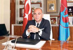 Trabzonspor dibe vurdu