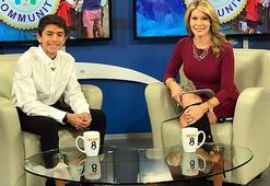 ABD, 13 yaşındaki Türkü konuşuyor