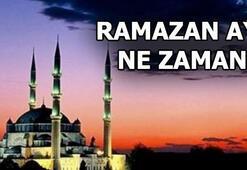 Ramazan ne zaman başlayacak Bayram hangi güne denk geliyor