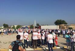 Nestle fabrikasında grev