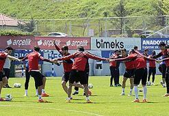Trabzonsporda hedef 3 puan Bosingwa şüpheli...