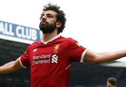 İngilterede yılın futbolcusu Muhammed Salah